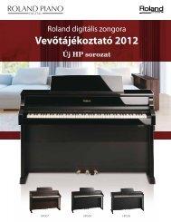Vevőtájékoztató 2012