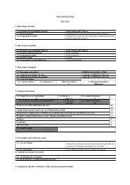 -FIŞA DISCIPLINEI 2012-2013 1. Date despre furnizor 1.1. Instituţia ...