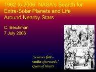 CAB Presentation to Astrophysics Subcommittee of NASA Advisory ...