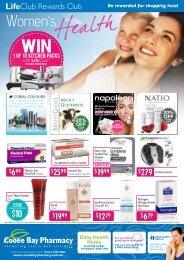 Women's - Coral Coast Pharmacies