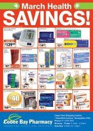 1999 - Coral Coast Pharmacies