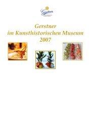 Kundenmappe Gerstner im KHM-Neues Format