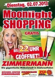 Dienstag, 02.07.2013 - Möbel Zimmermann