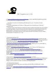 VRÖ Aussendung Jänner 2011 Nr.1 - Russischlehrer.at