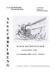 T u S Bad Rothenfelde - sco04.de