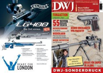 """Luftgewehr """"Edge"""" - Walther"""