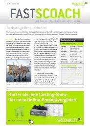 Zweistellige Renditechance - Scoach Europa AG