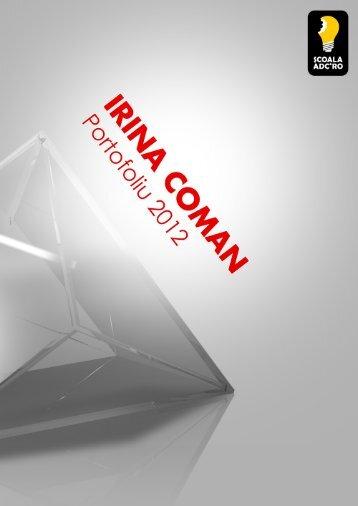 Irina Coman - Scoala ADC*RO