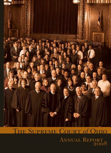 The Supreme Court of Ohio - Supreme Court - State of Ohio