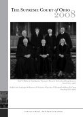 The Supreme Court of Ohio - Supreme Court - State of Ohio - Page 6