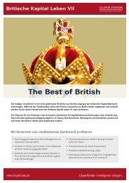 The Best of British - Scope