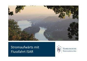 Präsentation Hamburgische Seehandlung - Scope