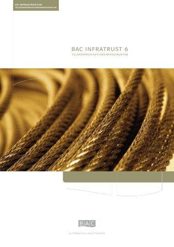 bac infratrust 6 - Scope