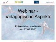 pdf Präsentation Webinar_Katrin-Kuhls_2013-01-11