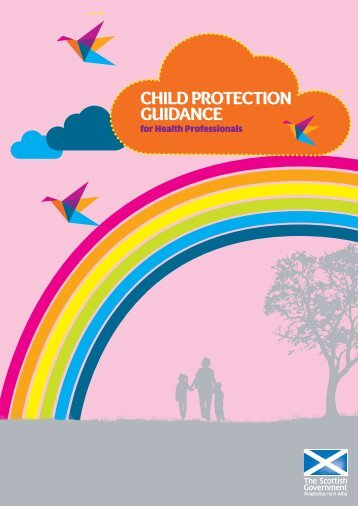 National guidance for child protection in Scotland - Scottish ...