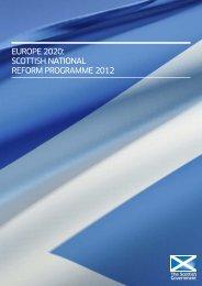 Europe 2020 - Scottish Government