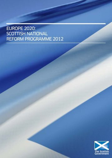 Europe 2020 - Scottish Government