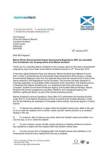 Open - Scottish Government