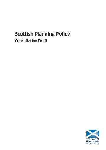 Scottish Planning Policy (SPP) - Scottish Government