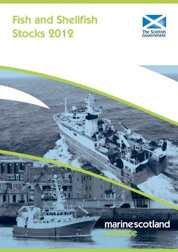 Fish and Shellfish Stocks 2012 - Scottish Government