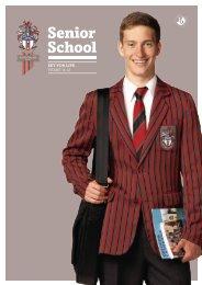 Senior School Prospectus - Scots College