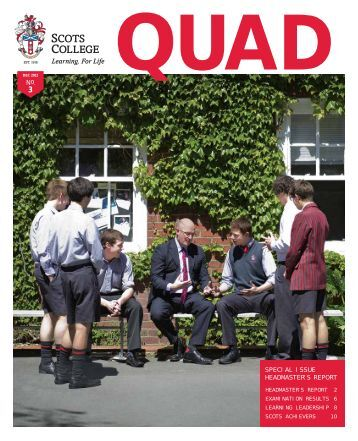 No.3-December 2012 - Scots College