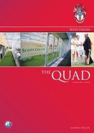 Issue 28 - Dec 2011 - Scots College