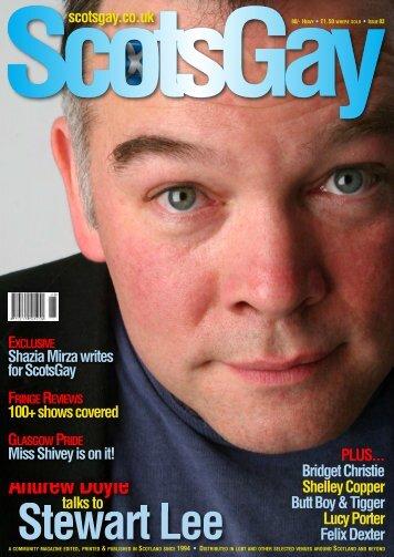 Heavy Issue 83 - ScotsGay Magazine