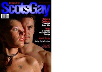 Katriona Godward WIN! - ScotsGay Magazine