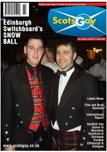 Heavy Issue 68 - ScotsGay Magazine