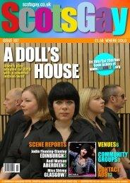 ScotsGay Issue 107 - ScotsGay Magazine
