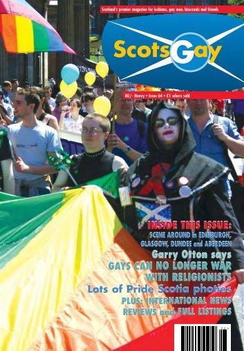 Heavy Issue 64 - ScotsGay Magazine