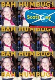 Heavy Issue 61 - ScotsGay Magazine