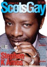 Andrew Doyle - ScotsGay Magazine