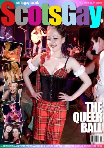 ScotsGay 99 - ScotsGay Magazine
