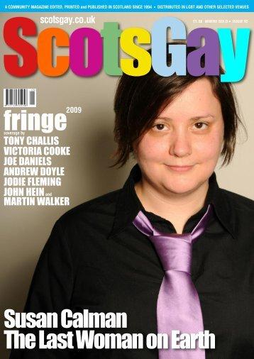 fringe - ScotsGay Magazine