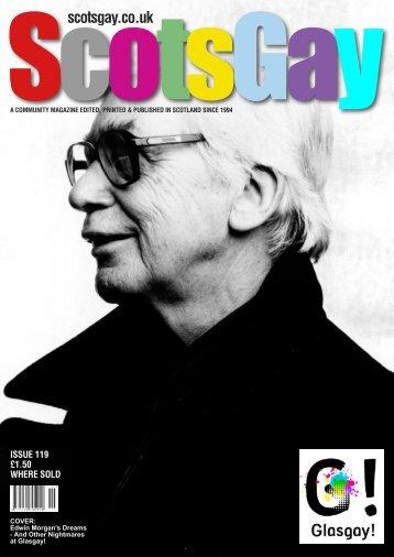 ScotsGay Issue 119 - ScotsGay Magazine