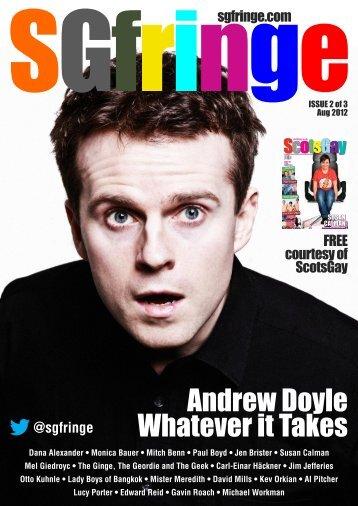 ScotsGay 128 - ScotsGay Magazine
