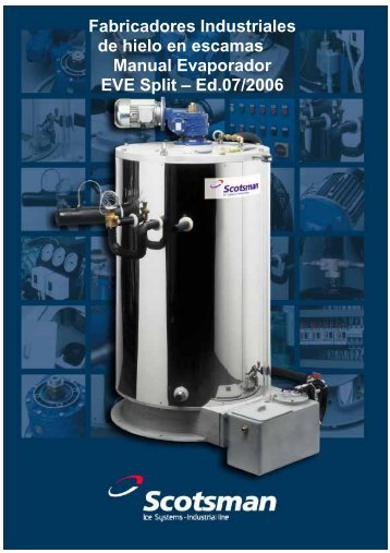 Manual Vaporizador / EVE Split - Scotsman