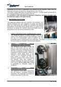 Industrial scale ice machines Evaporator Service ... - Scotsman - Page 6