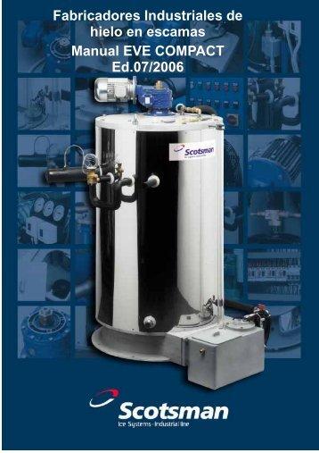 Manual del Evaporador / EVE Compact - Scotsman