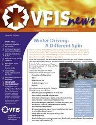 Winter Issue - VFIS News Vol. 09 No. 04