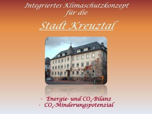 Präsentation Energie und CO2-Bilanz (PDF ca. 1,1MB) - Kreuztal
