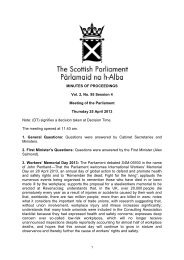325KB pdf - Scottish Parliament