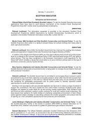 Daily Written Answers Monday 11 June 2012 (215KB pdf) - Scottish ...