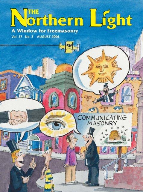 A Window for Freemasonry - Scottish Rite