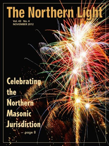 Celebrating the Northern Masonic Jurisdiction - Scottish Rite