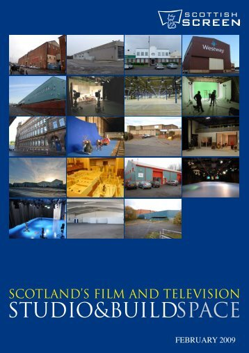 FEBRUARY 2009 - Scottish Screen