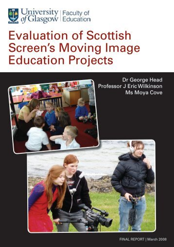 Evaluation - Scottish Screen