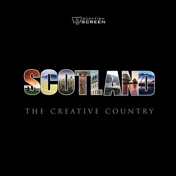 The creative country - Scottish Screen